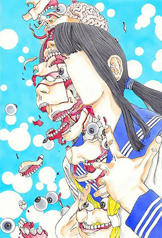 Shintaro Kago (14) b