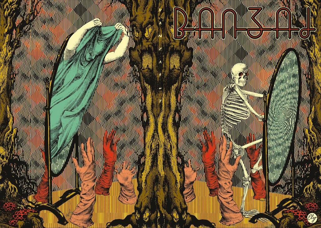 Banzai 07 cover