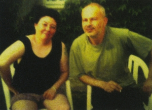 Olivia Clavel et Pascal Doury