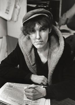 Portrait Of Valerie Solanas
